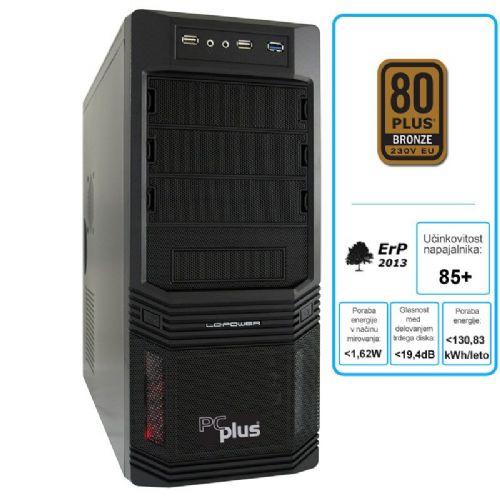 Računalnik PCplus Magic A10-7850K 8GB 120GB SSD1TB R7 360