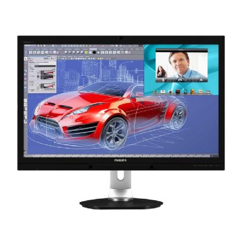 "PHILIPS Brilliance 272P4QPJKEB MultiView 68,6cm (27"") QHD PLS WLED zvočniki LCD monitor"