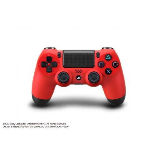 Playstation PS4 dodatek dualshock rdeč
