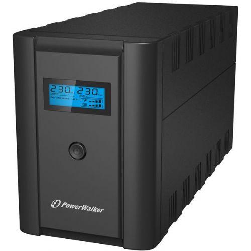PowerWalker VI 1200 LCD UPS brezprekinitveno napajanje