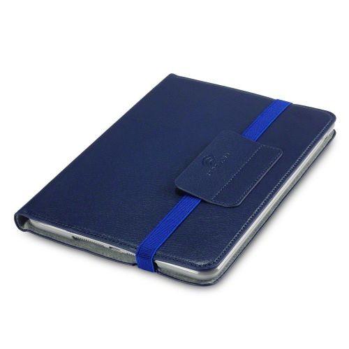 "Premium tanek etui ""Novo"" za iPad Mini 3 / Mini Retina / Mini iz umetnega usnja - moder"