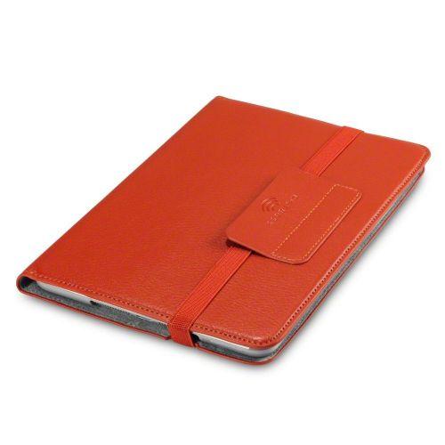 "Premium tanek etui ""Novo"" za iPad Mini 3 / Mini Retina / Mini iz umetnega usnja - oranžen"