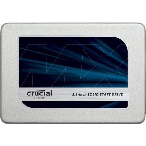 "SSD disk Crucial MX300 275GB SATA3 2.5"" 7mm + 9.5mm adapter - CT275MX300SSD1"