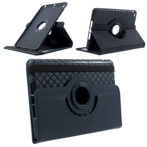 "Tanek eleganten etui ""Rotate"" za iPad Mini 3 / Mini Retina / Mini - temno moder"