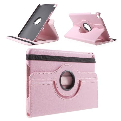 "Tanek eleganten etui ""Rotate"" za iPad Mini 4 - roza"
