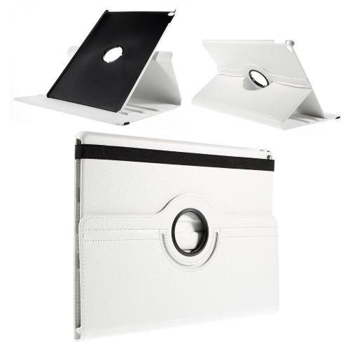 """Tanek eleganten etui """"Rotate"""" za iPad Pro 12.9 - bel"""