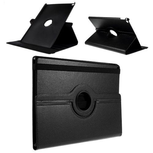 "Tanek eleganten etui ""Rotate"" za iPad Pro 12.9 - črn"