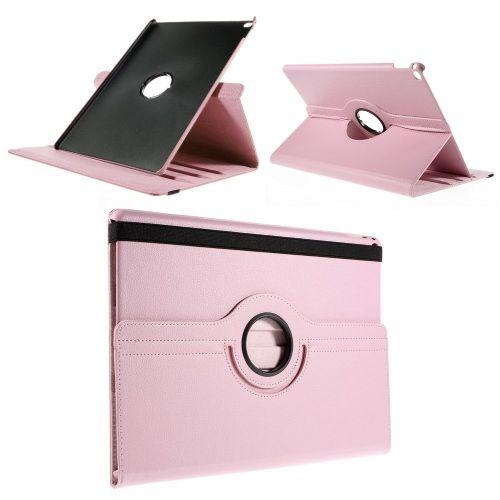 """Tanek eleganten etui """"Rotate"""" za iPad Pro 12.9 - roza"""
