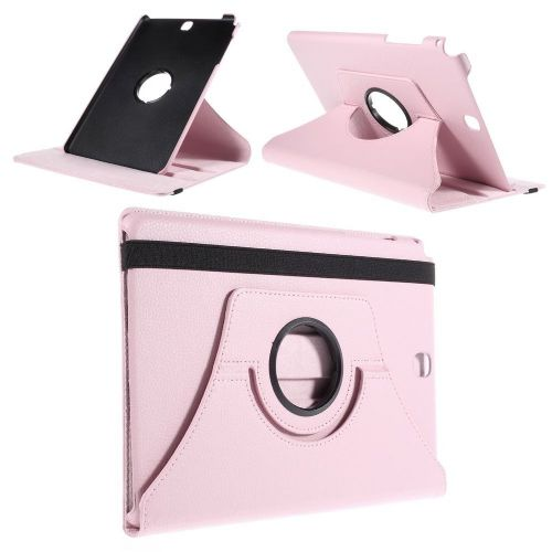 "Tanek eleganten etui ""Rotate"" za Samsung Galaxy Tab A 9.7 - roza"
