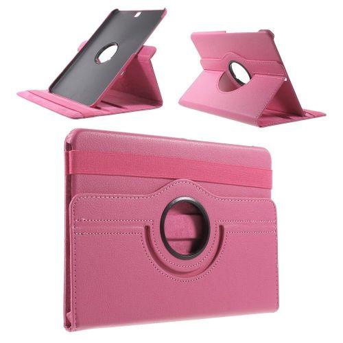 "Tanek eleganten etui ""Rotate"" za Samsung Galaxy Tab S2 9.7 - magenta"