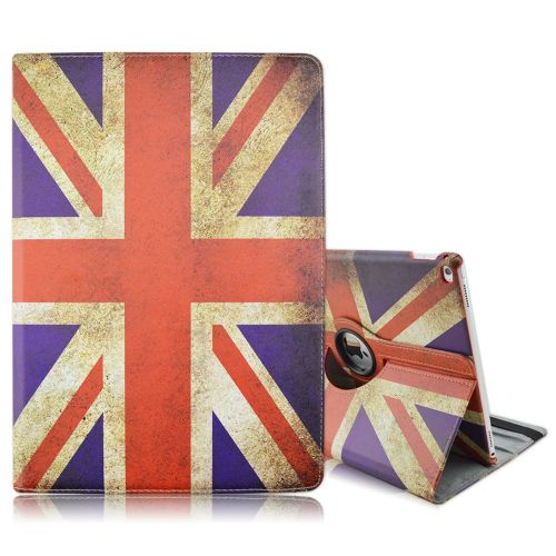 "Tanek modni etui ""Retro UK"" za iPad Pro 12.9"