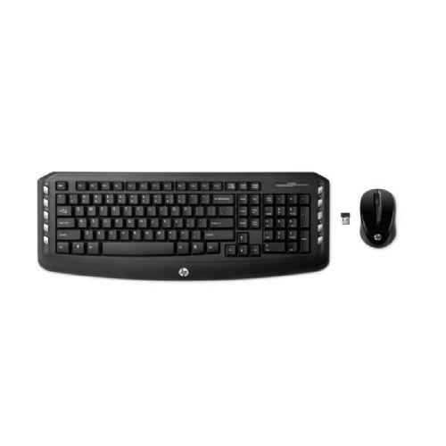Tipkovnica z miško HP Classic Desktop (LV290AA#BED)