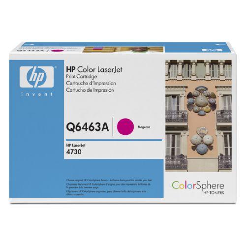 TONER HP 644A MAGENTA ZA COLOR LJ 4730 (12.000 STRANI) (Q6463A)