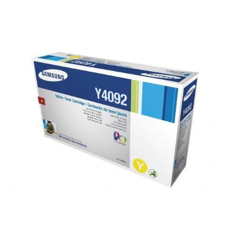 Samsung toner CLT-Y4092S Yellow 1000
