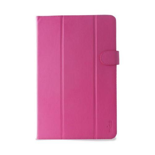 "Uni.torbica book za tab 10.1"" magnetna zaponka roza"