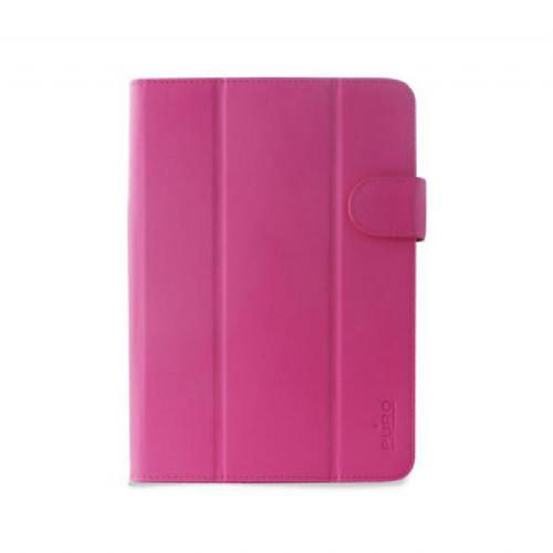 "Uni.torbica book za tablice 7"" magnetna zaponka roza"