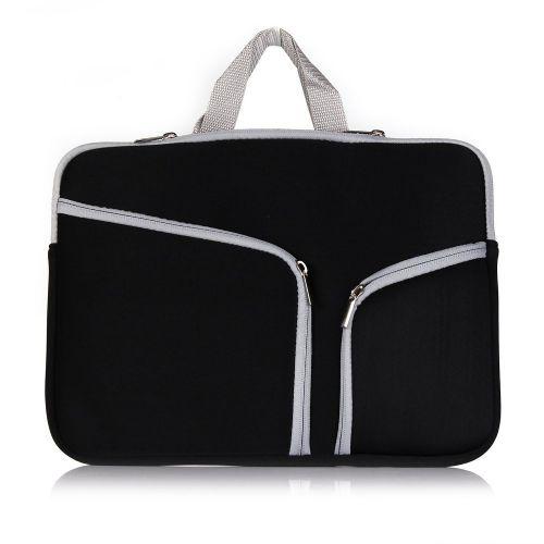 """Univerzalna torba """"Dual Z"""" za 15.4"""" mobilne naprave - črna"""