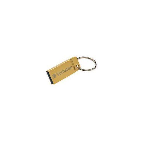 USB ključ VERBATIM 16 GB metal 3.0 (99104)