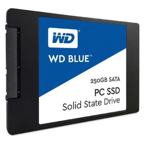 """SSD disk WD Blue 250GB 2,5"""" SATA3 (WDS250G1B0A)"""