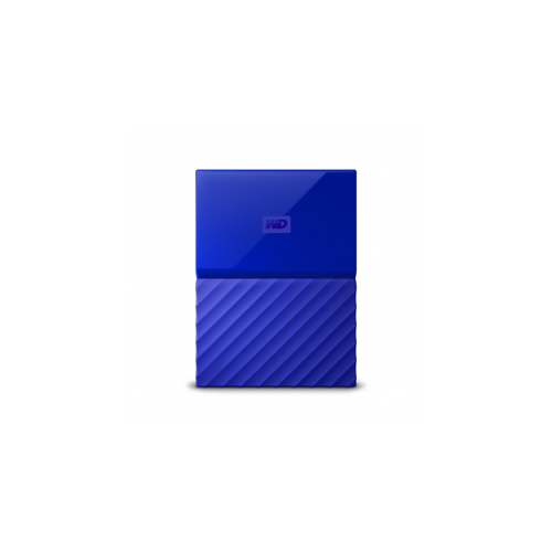 WD My Passport 2TB USB 3.0, moder - WDBYFT0020BBL-WESN