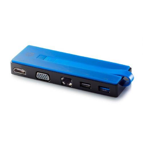 Združitvena postaja HP USB-C potovalna (T0K29AA#AC3)