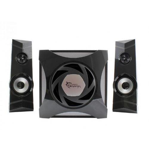 Zvočniki WHITE SHARK 2.1 GSP-3064 SOUND MASTER črni