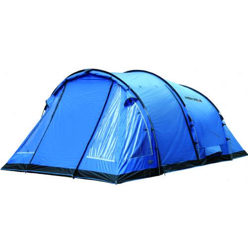 Družinski tunel šotor z integriranim dnom HIGH PEAK ASHLEY 5 2