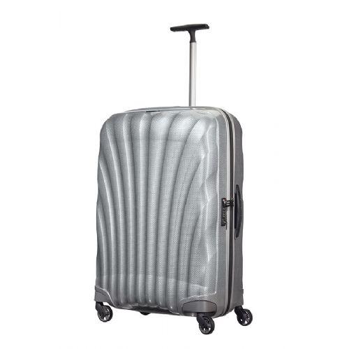 Cosmolite trd kovček na štirih kolesih 75 srebrn 3