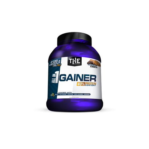 All in 1 GAINER (4500g + 500g FREE) (5000 g)