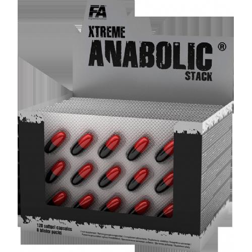 FA Xtreme Anabolic Stack, 120 kapsul