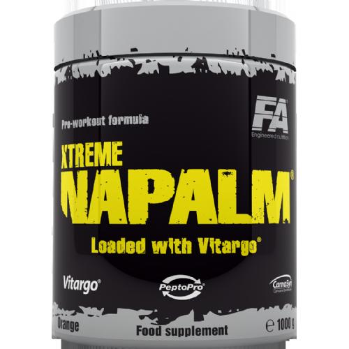 FA Xtreme Napalm with Vitargo, 1000 g