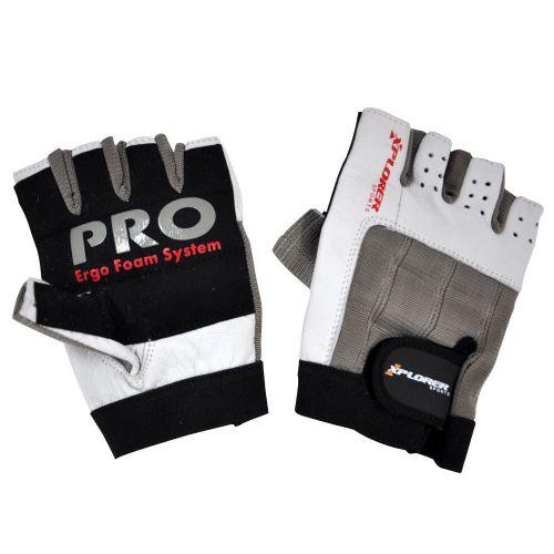 Fitnes rokavice Xplorer Pro Leather XXL