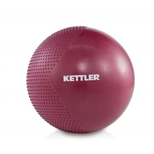 Gimnastična in masažna žoga Kettler O 75 cm - bordo