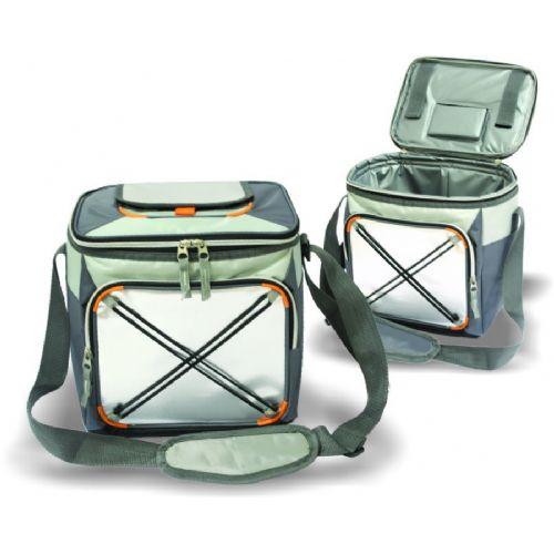 Hladilna torba Bled Sivo zelena