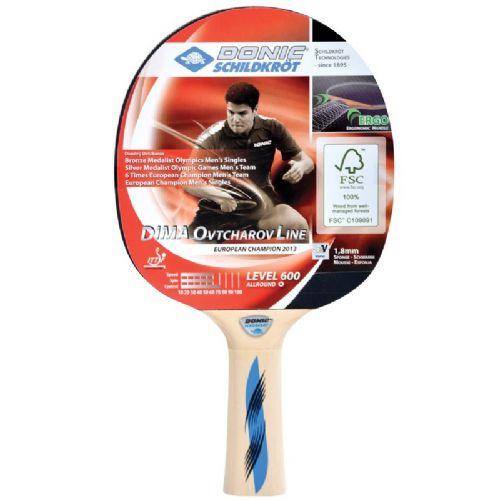 Lopar za namizni tenis DSK Dima Ovtcharov 600 FSC