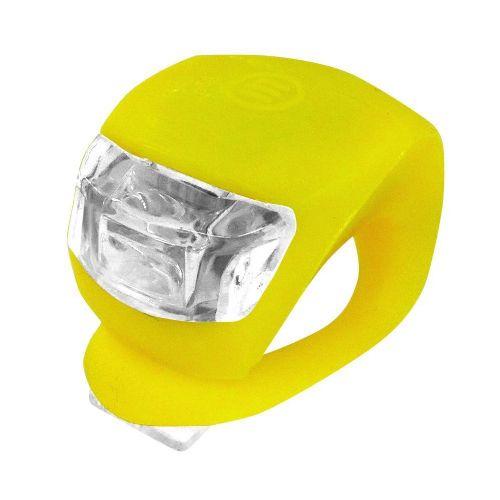 Sprednja luč za kolo Xplorer rumena