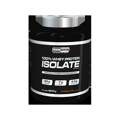 Premium 100% Whey Isolate, 2270 g