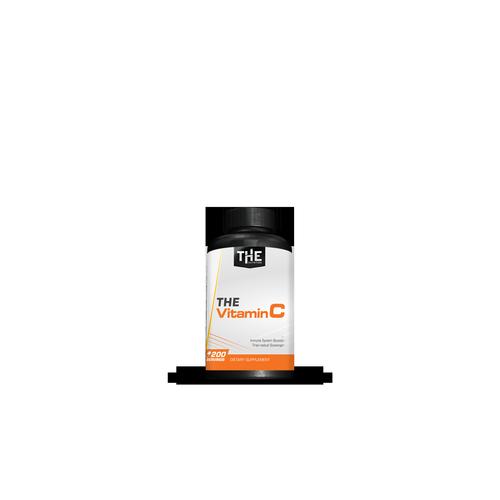 THE Vitamin C (200 kaps.)