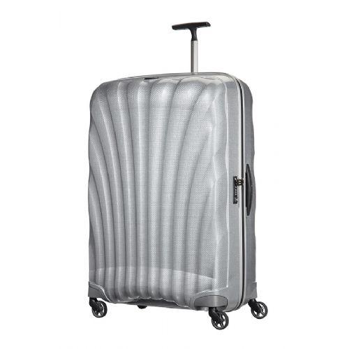 Cosmolite trd kovček na štirih kolesih 75 srebrn
