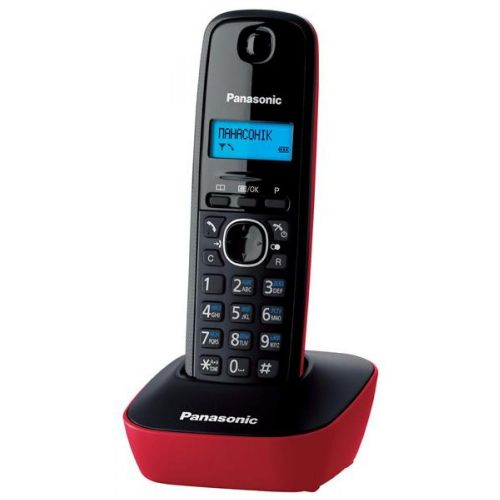 Telefon Panasonic DECT KX-TG1611FXR