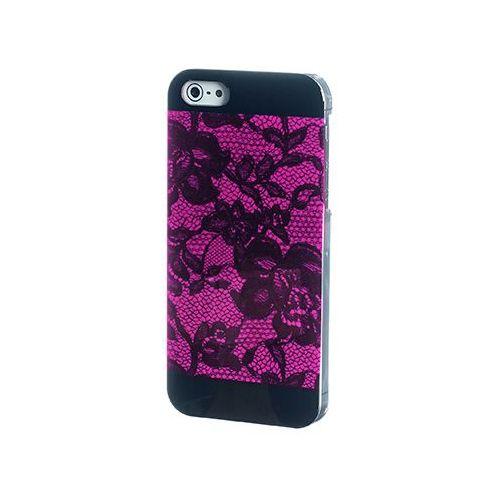 Celly ohišje Glamme za iPhone 5/5S/SE roza