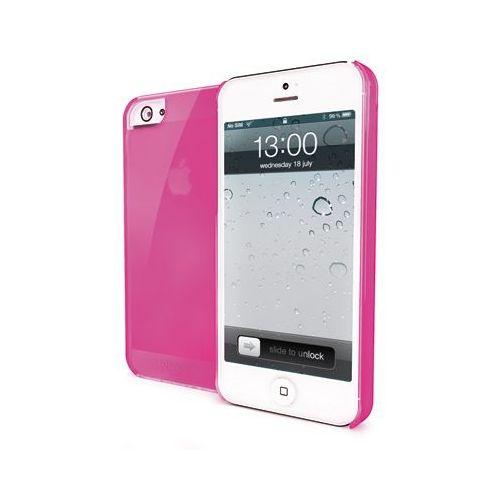 Celly TPU ovitek iPhone 5/5S/SE roza