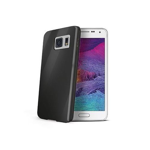 Celly TPU ovitek SAMSUNG GALAXY S6 črn