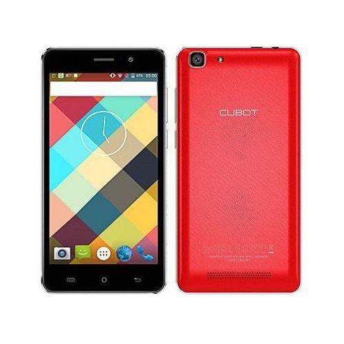 Pametni telefon Cubot Rainbow rdeč + darilo: etui