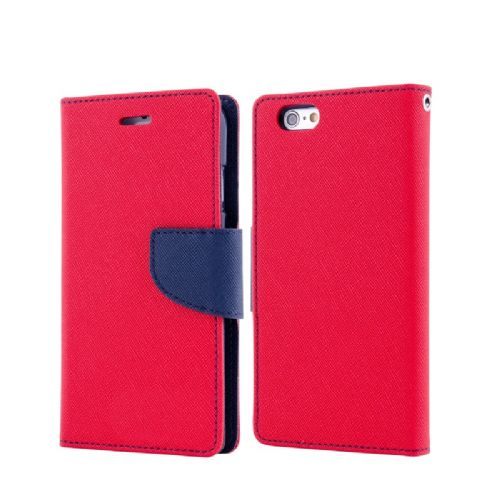 Havana preklopna torbica Fancy Diary Sony Xperia XA - rdeče modra
