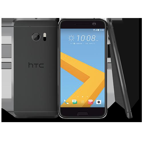 Pametni telefon HTC One M10 (HTC 10) karbonsko siv