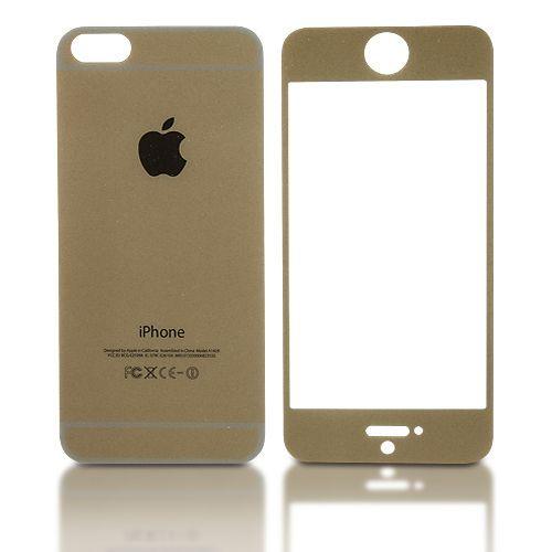 I-Phone 5/5s zaščita spredaj-zadaj