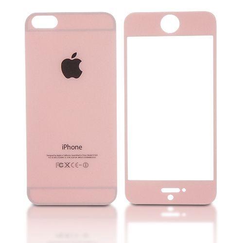 I-Phone 5/5s zaščita spredaj-zadaj SV1003