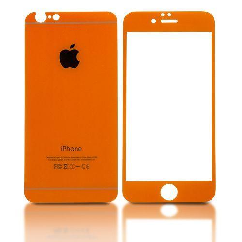 I-Phone 6/6s zaščita spredaj-zadaj SV1000