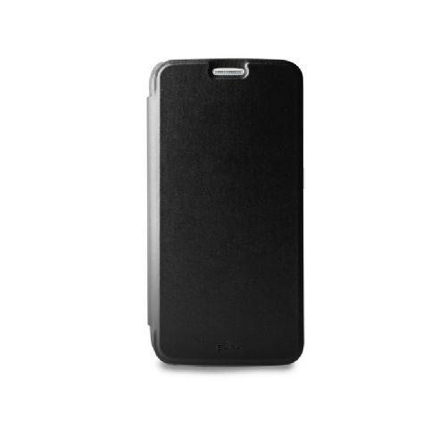 Ovitek book Galaxy S7 eco usnj črn INX3033830165740